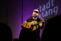 «stadtklang» Konzert mit Jo Laureys @ DADO Restaurant & Bar