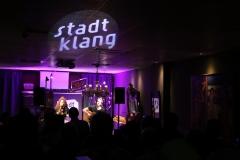 «stadtklang» Konzert mit BB Thomaz @ chaplins underground